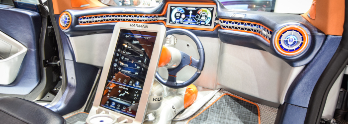 How to patent an infotainment system
